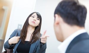 下剋上_女性社員