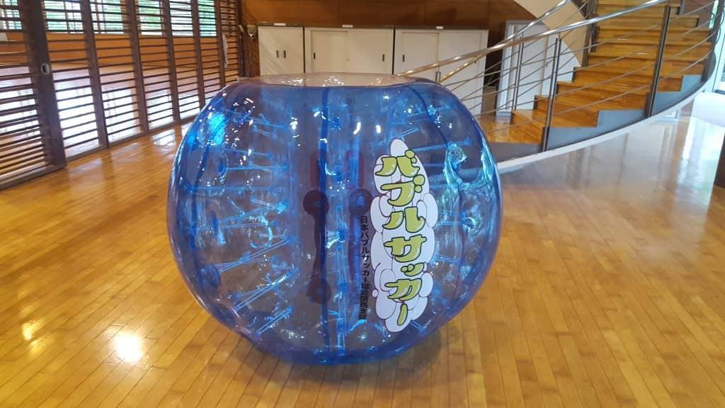バブルボール バブルサッカー協会
