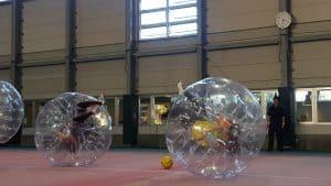 バブルサッカー2017