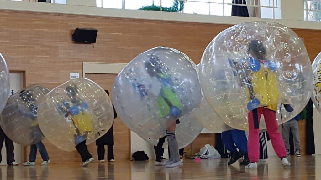 バブルサッカー 子ども用