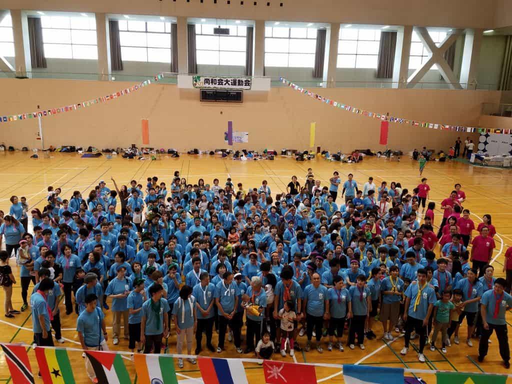バブルサッカー 運動会