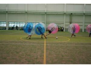 バブルサッカーヘッダー画像